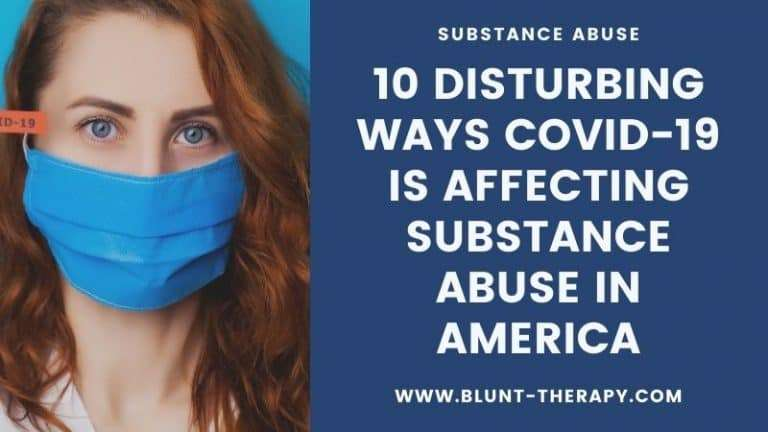 10 Disturbing Ways COVID-19 is Affecting Substance Abuse in America