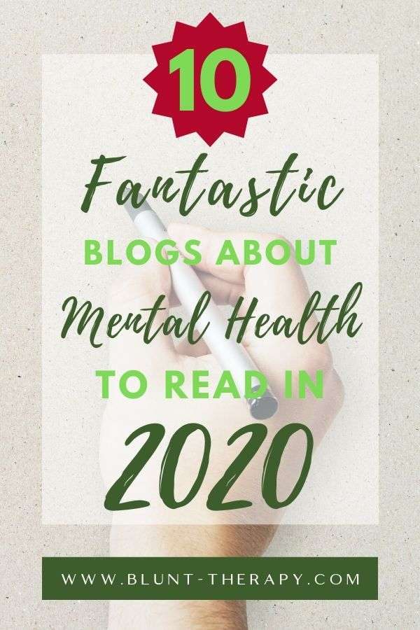 10 Fantastic Blogs About Mental Health To Read in 2020