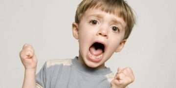 reasons why kids throw temper tantrums