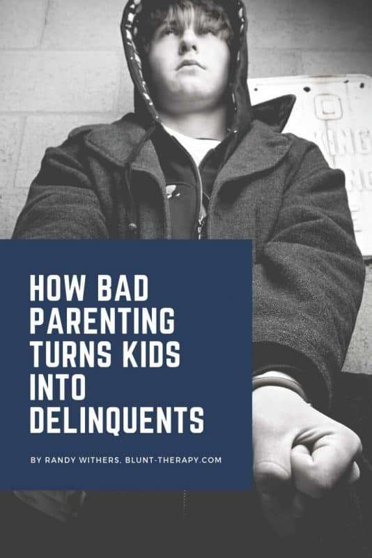 Growing Up In A Bad Neighborhood Affects Children For The Rest Of >> Can Bad Parenting Cause Juvenile Delinquency