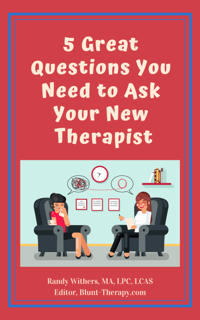 5 Great Questions You Need To Ask Your Therapist