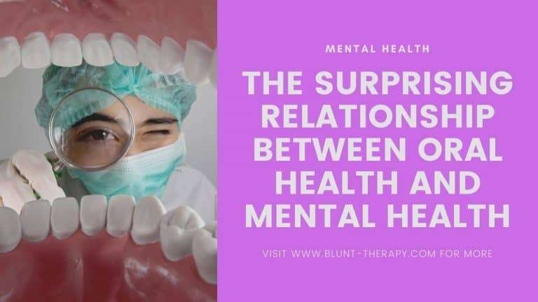 How Does Mental Health Affect Oral Health