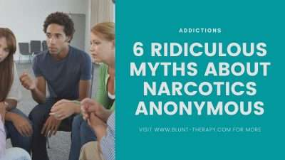 6 Ridiculous Myths About Narcotics Anonymous