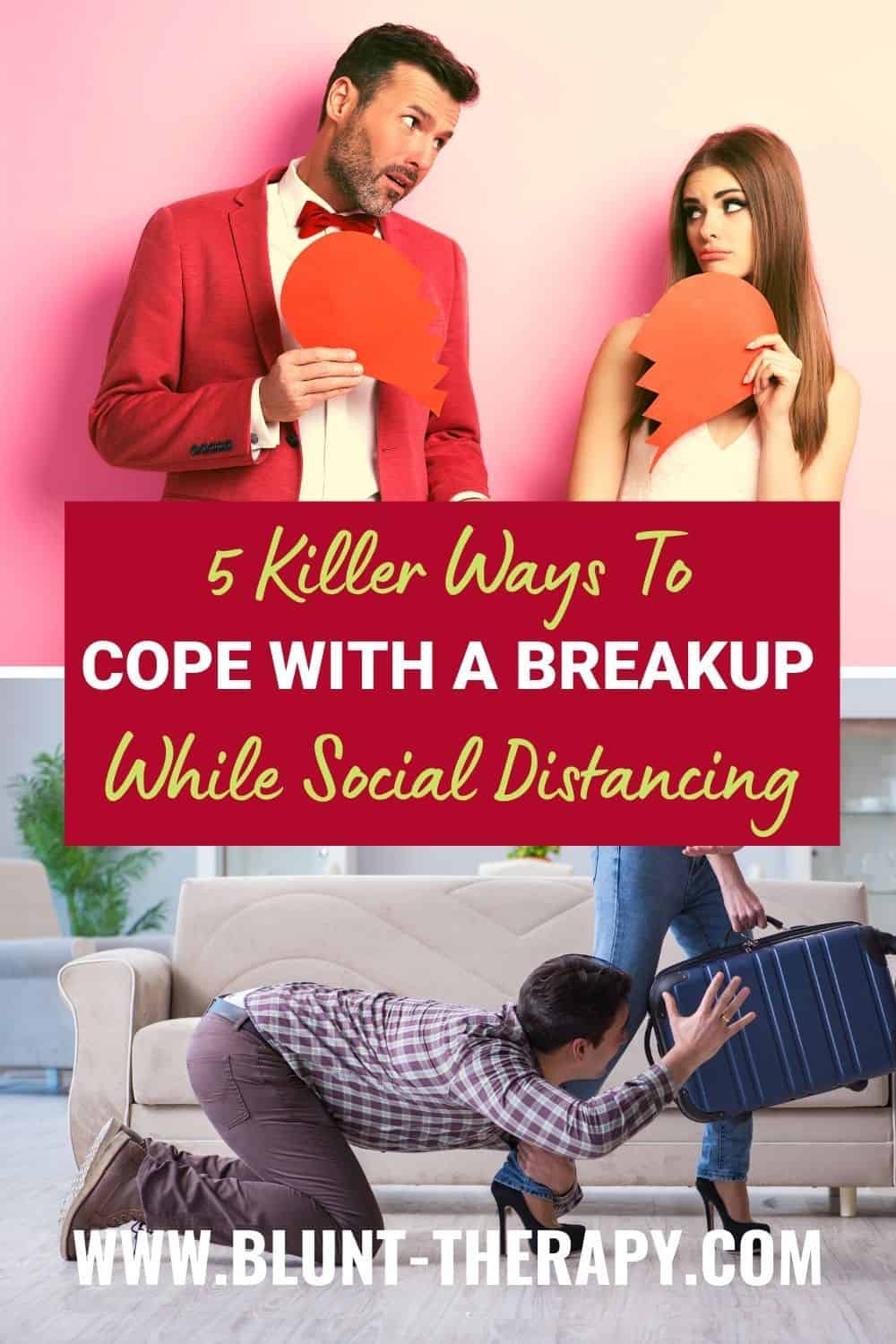 5 Killer Ways To Cope With a Breakup While Social Distancing