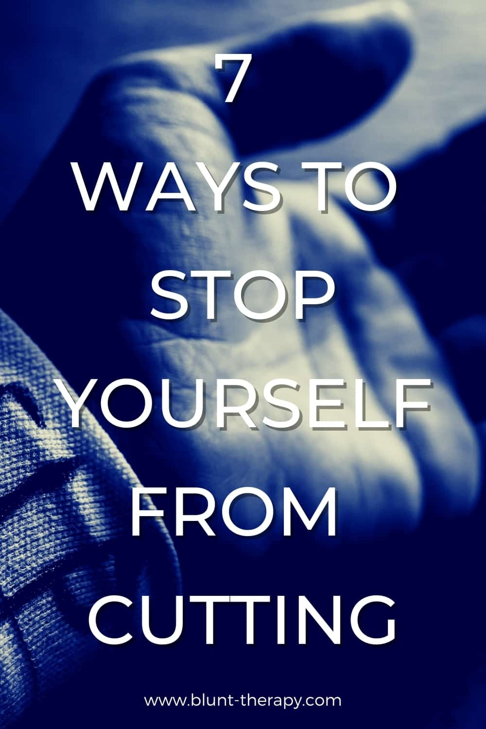 How To Stop Cutting: 7 Self-Harm Reduction Techniques That Actually Work