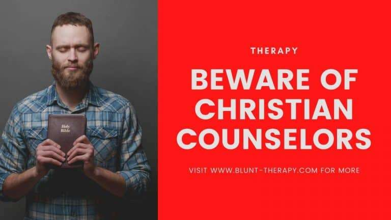 beware of Christian counselors