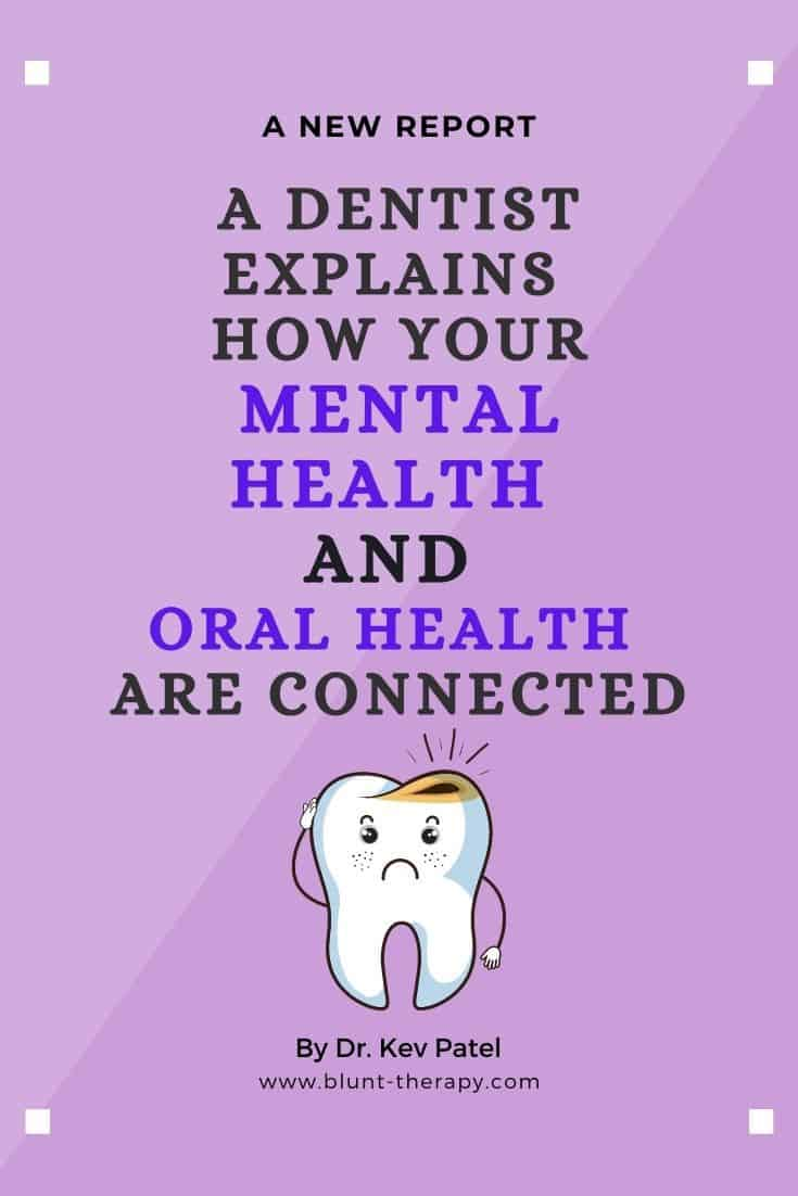 A Dentist Explains How Your Mental Health And Oral Health Are Connected