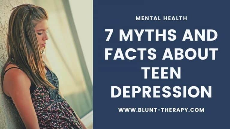 Teen Depression What Parents Need to Know and How to Help