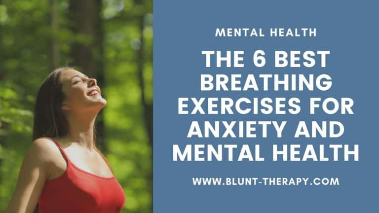 The 6 Best Breathing Exercises for Anxiety and Mental Health