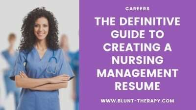 The Definitive Guide to Creating a Nursing Management Resume