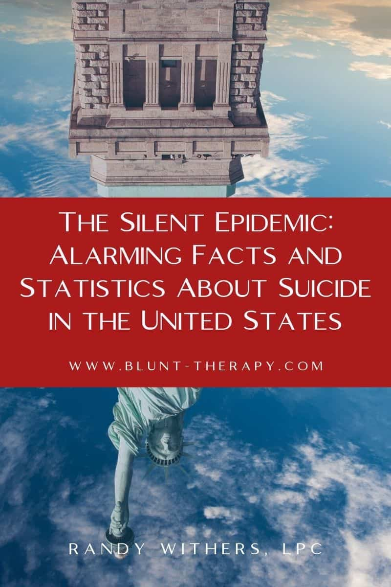 The Silent Epidemic: Alarming Facts and Statistics About Suicide in the United States