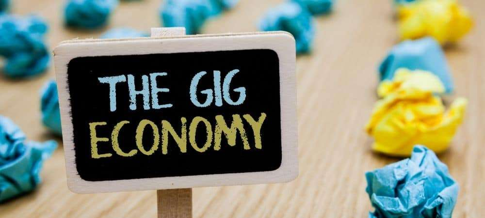 The Gig Economy and Mental Health