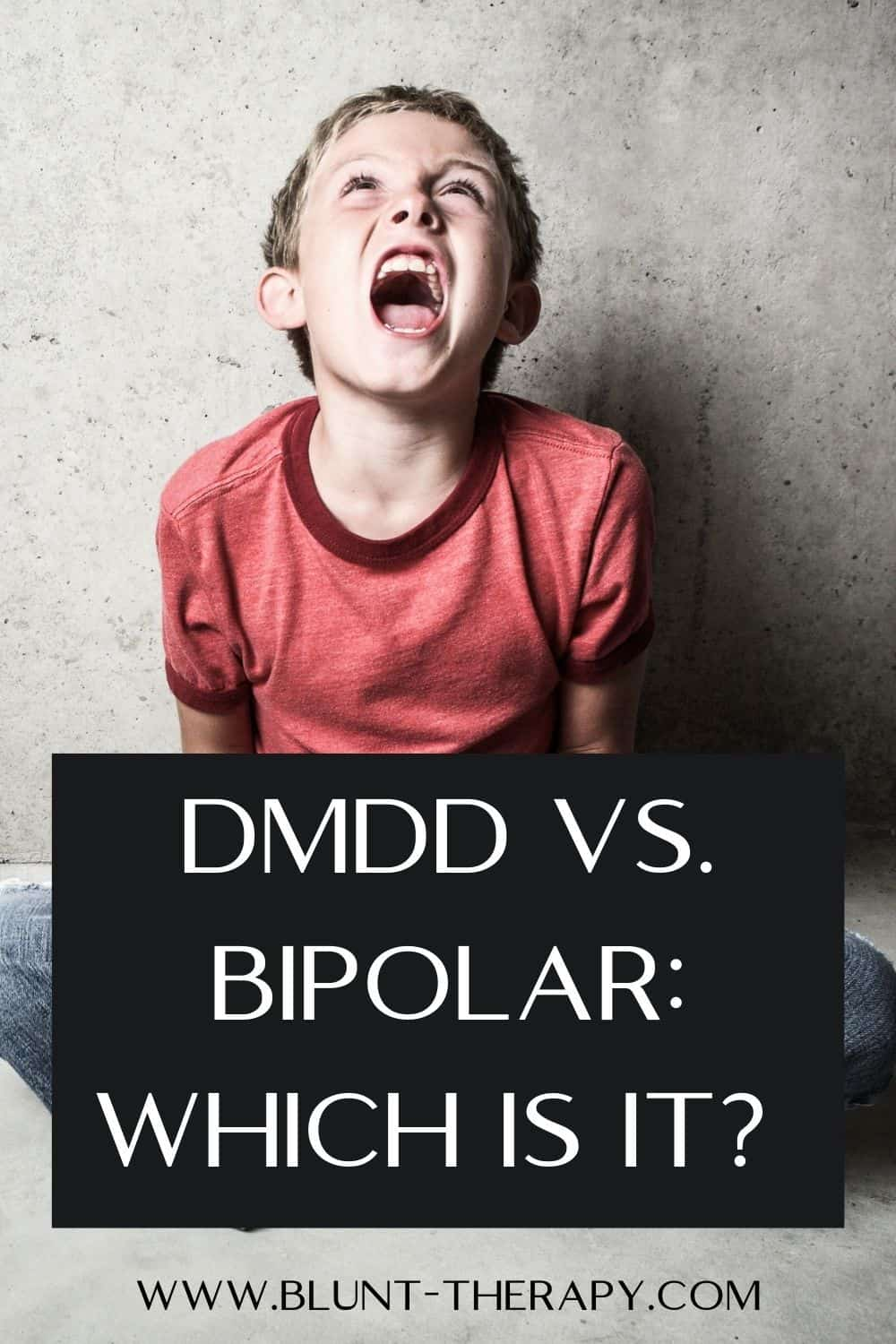 Why DMDD in Children Is Often Misdiagnosed as Bipolar Disorder