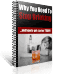 Why You Need to Stop Drinking