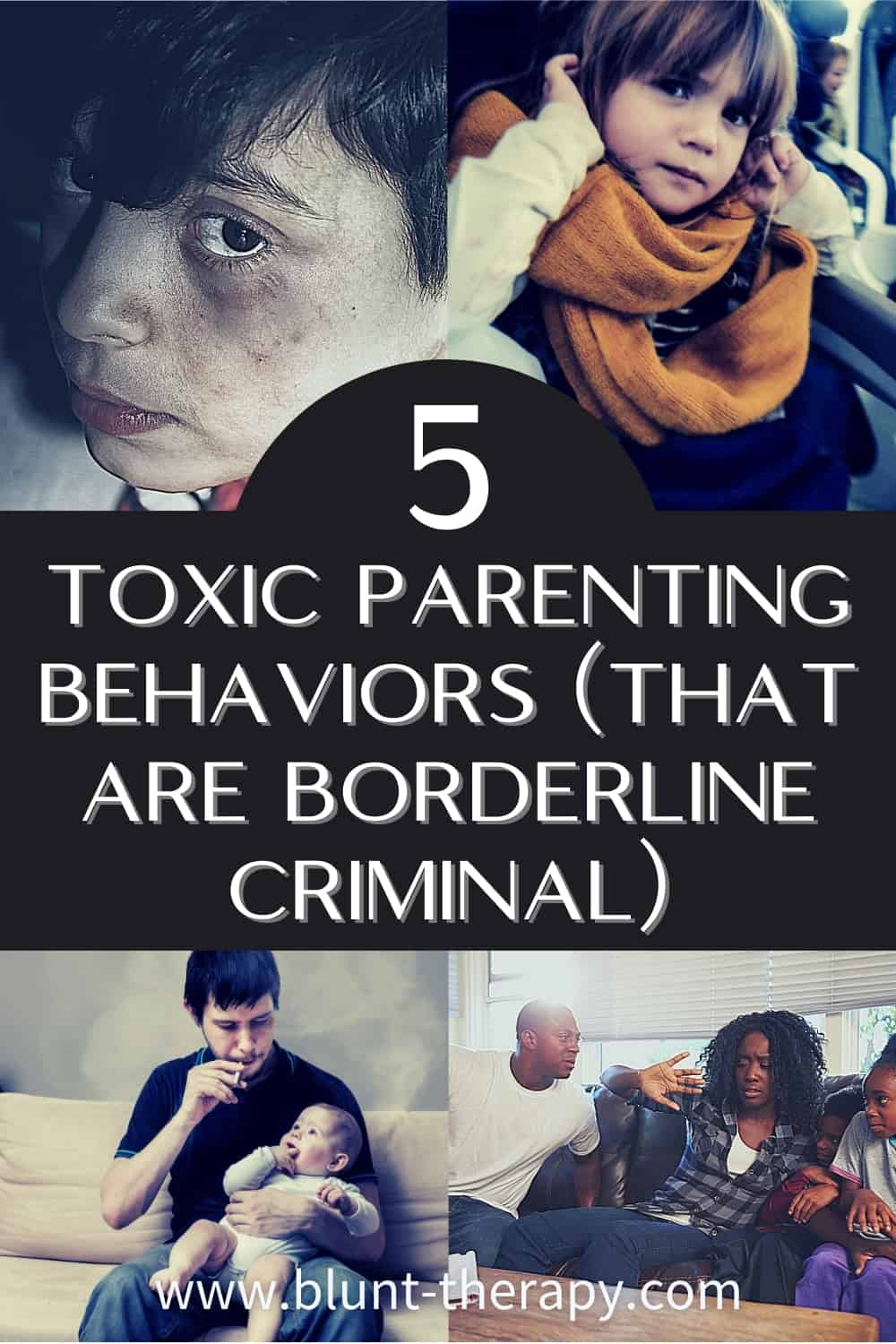 toxic parenting behaviors that should be illegal
